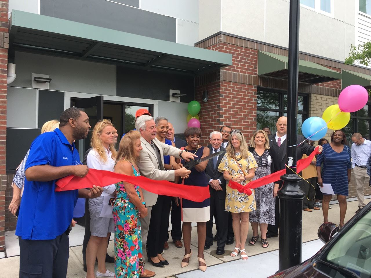 City Council Attends The Renaissance Grand Opening 6-17-19